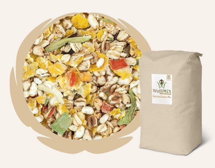 WuffiMIX Getreide-Gemüse-Mix 10kg