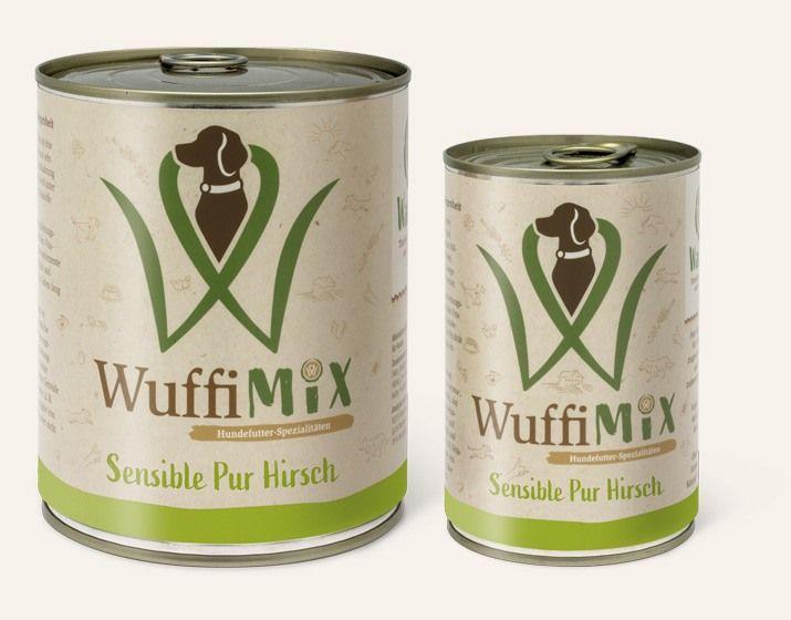 WuffiMIX Sensible Pur Hirsch