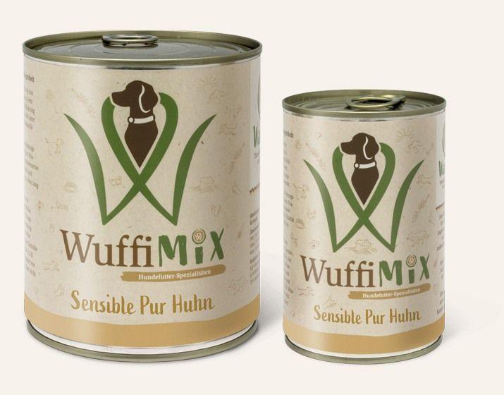 WuffiMIX Sensible Pur Huhn