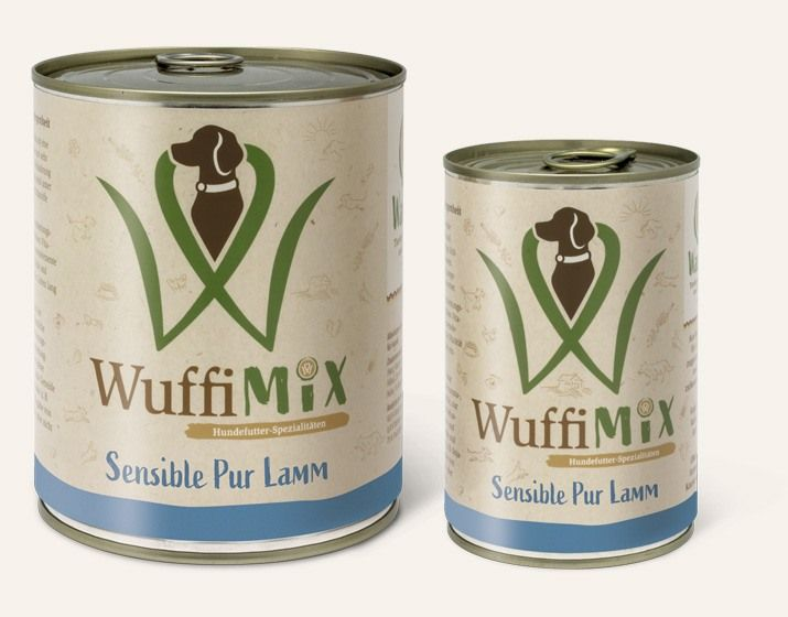 WuffiMIX Sensible Pur Lamm